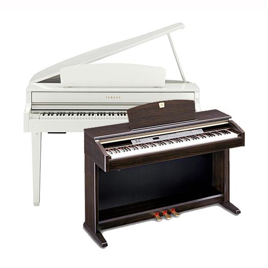 Электронные рояли и пианино